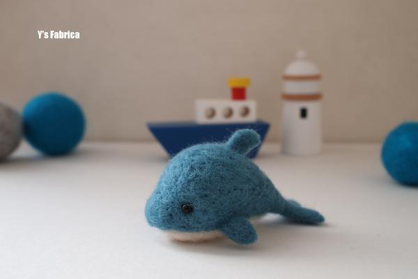 イルカ(ブルー)