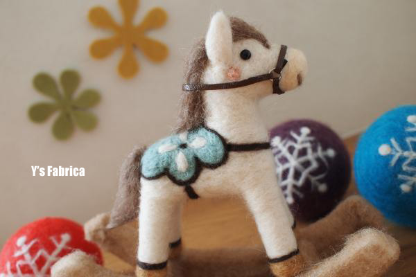 The wooden horse(木馬)