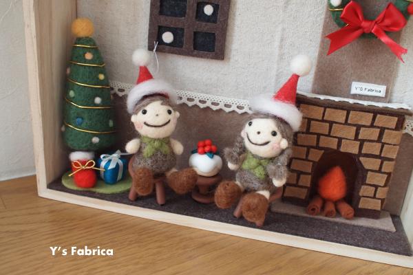 季節のフレーム クリスマスVer.(拡大)
