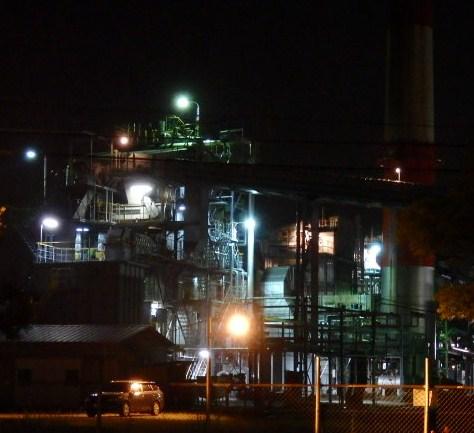 工場夜景 深江浜 166