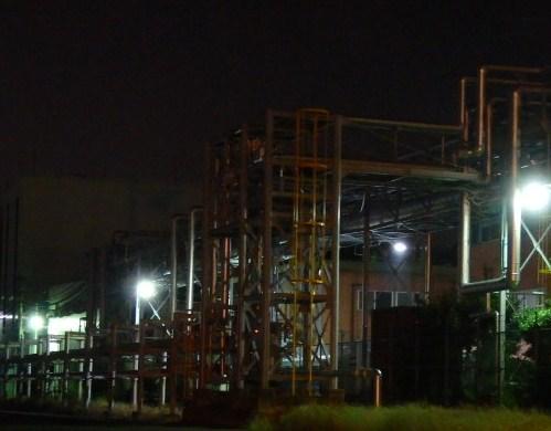 工場夜景 深江浜 170