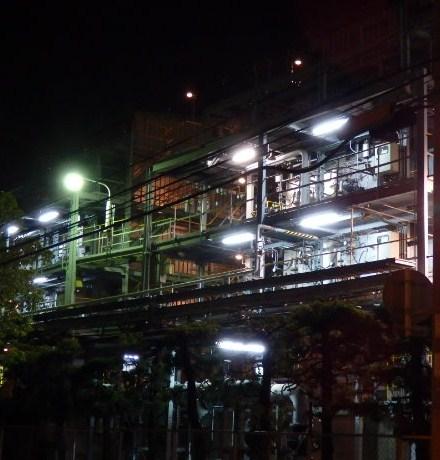 工場夜景 深江浜 172