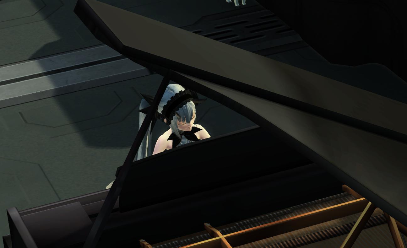 ピアノもあるよ!