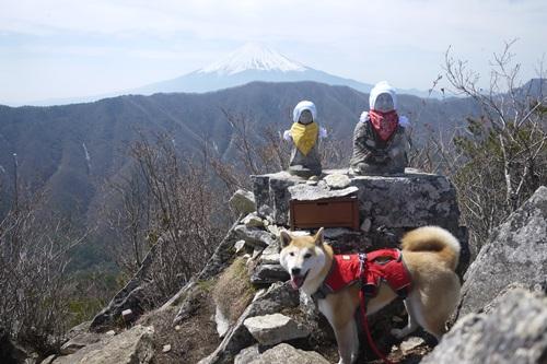 釈迦ヶ岳26