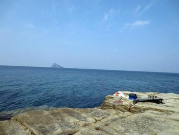 片島見えるなぁ