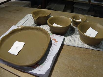 体験陶芸教室