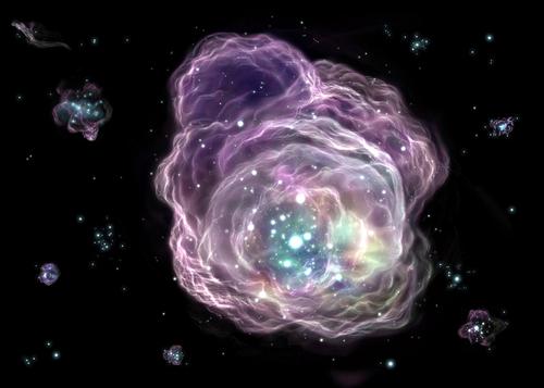 宇宙初期巨大質量星