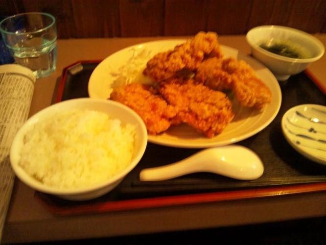 から4定食
