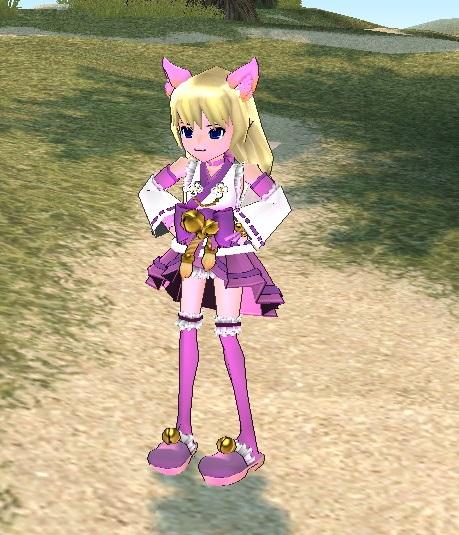 妖狐の着物