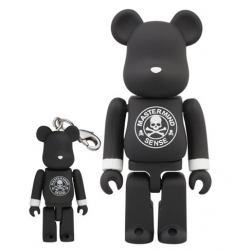 SENSE × mastermind JAPAN BE@RBRICK 50% & 100%