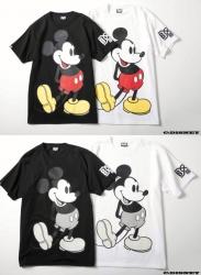 バウンティハンター × ミッキーマウス 2014Tシャツ