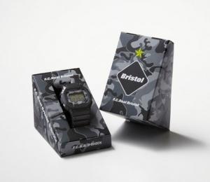 FCRB G-SHOCK DW-5600