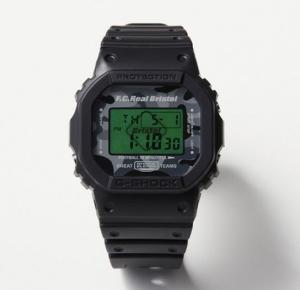 F.C.R.B. × G-SHOCK DW-5600