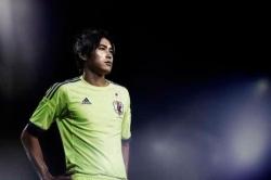 サッカー日本代表 アウェイレプリカユニフォーム