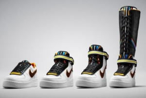 NIKE + R.T. AIR FORCE 1 COLLECTION