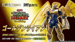 S.H.Figuarts Golden Ryan