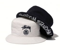 STUSSY × BEAUTY&YOUTH Freedom Standard Bucket Hat