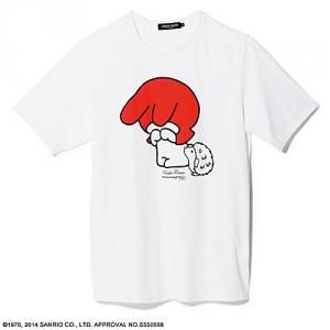 アンダーカバー × マイメロディ Tシャツ