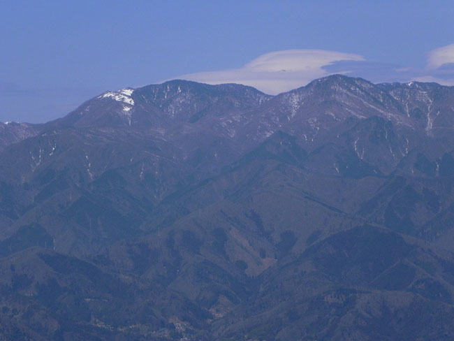 A017-22雁ヶ腹摺山方面