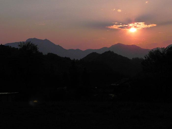 A028-96夕陽