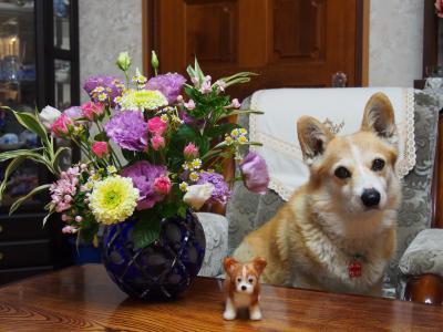 リックママのお花