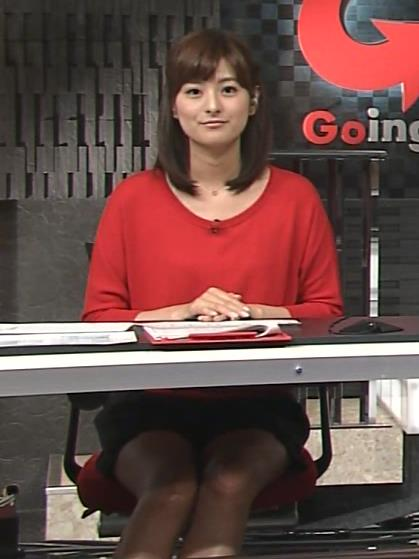 徳島えりか 美脚、ほぼパンチラ (Going! 20140310)