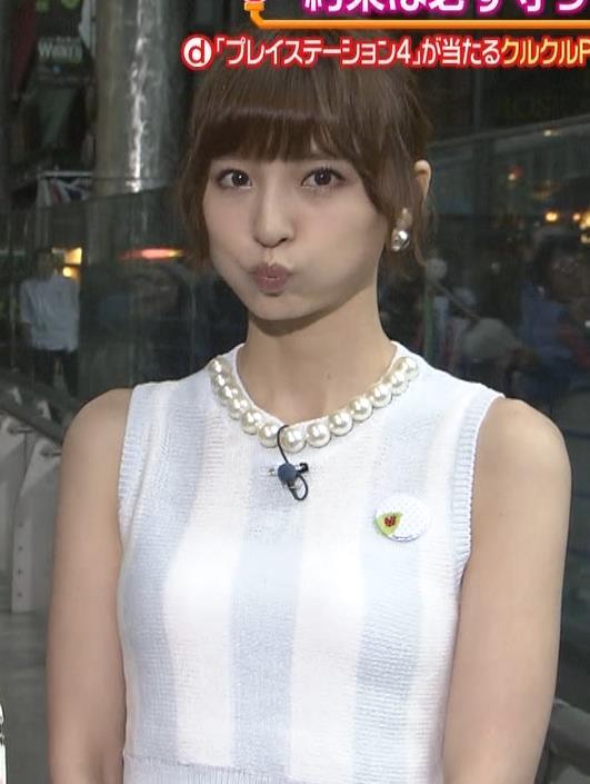 篠田麻里子 おっぱいキャプ・エロ画像2