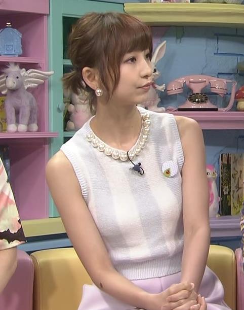 篠田麻里子 おっぱいキャプ・エロ画像7