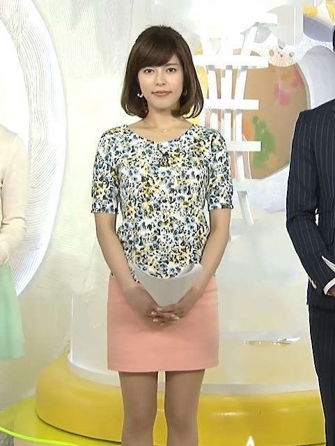 神田愛花 タイトミニスカートキャプ・エロ画像3