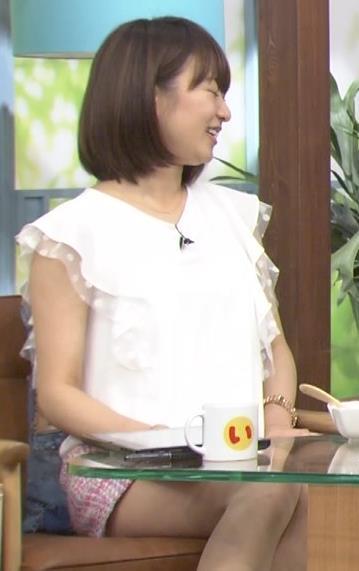枡田絵理奈 美脚キャプ・エロ画像2