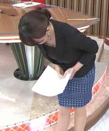 大島由香里 タイトスカートキャプ・エロ画像4