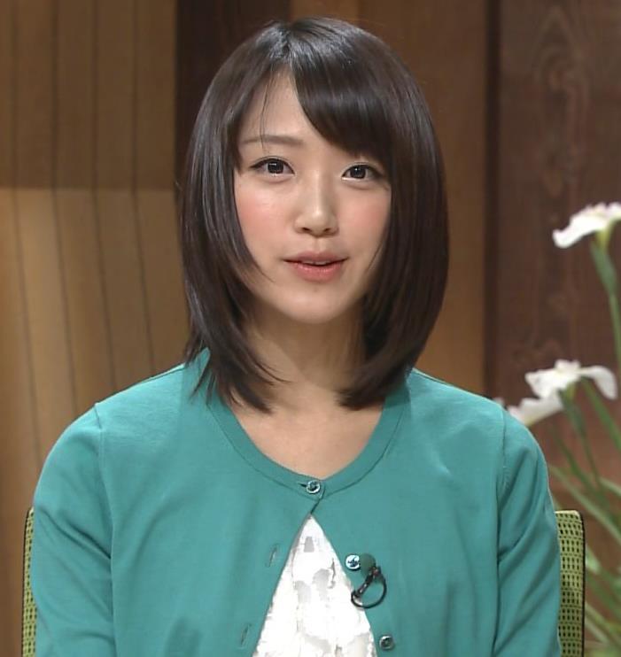 竹内由恵 かわいい笑顔キャプ・エロ画像2