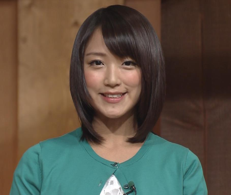 竹内由恵 かわいい笑顔キャプ・エロ画像3