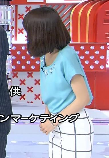 佐藤渚 タイトスカートキャプ・エロ画像4