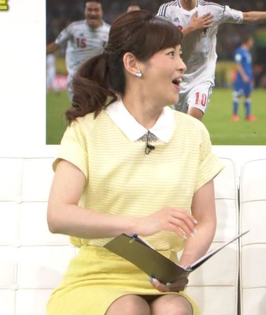 杉崎美香 ミニスカ▼ゾーン (20140512)