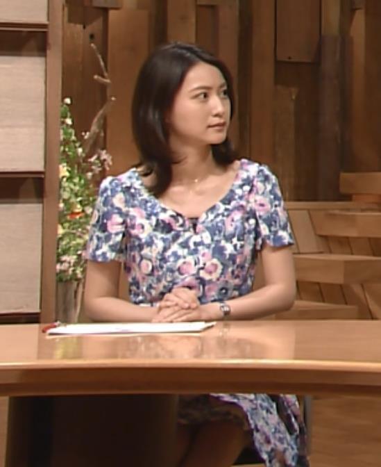 小川彩佳  (20140514)キャプ・エロ画像
