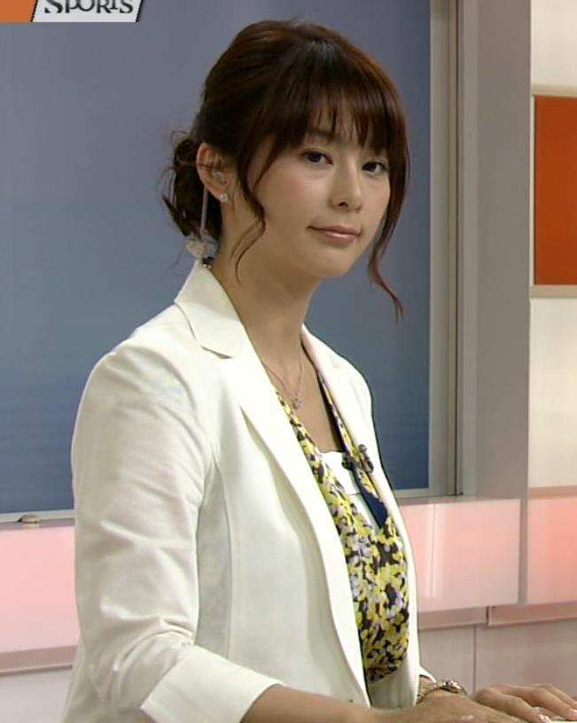 杉浦友紀 白いジャケットキャプ・エロ画像