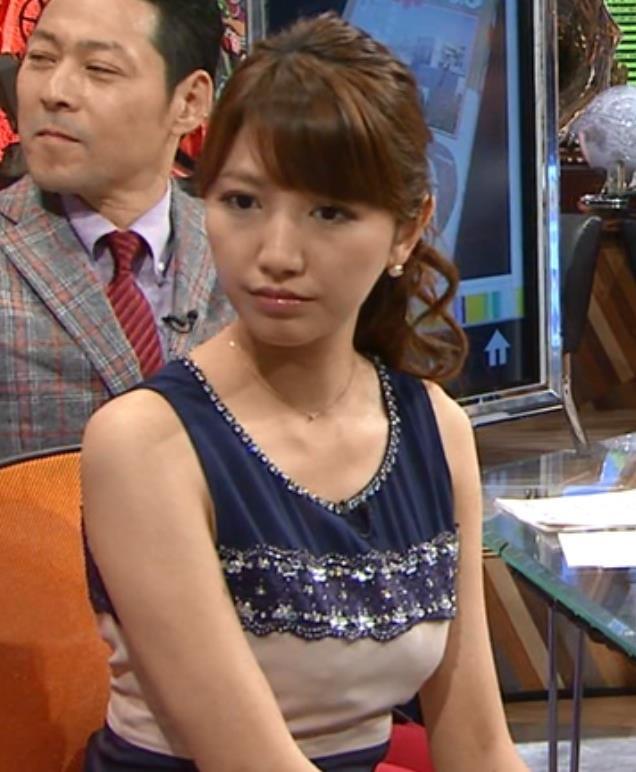 三田友梨佳 露出キャプ・エロ画像