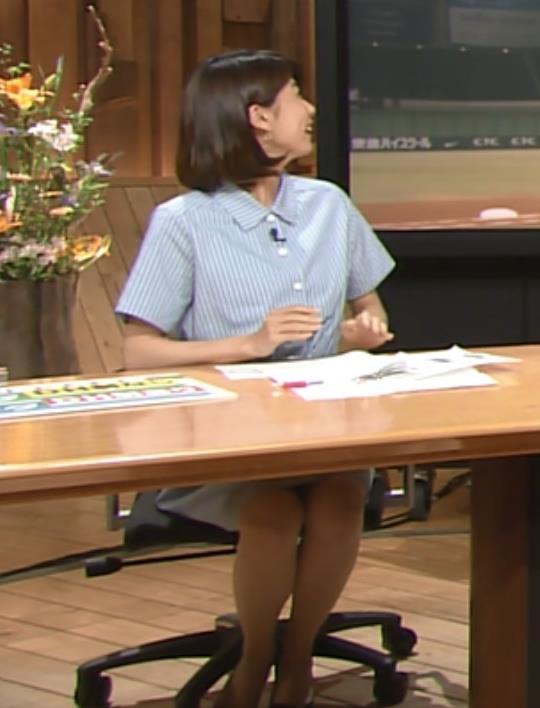 青山愛 ミニスカートキャプ・エロ画像2
