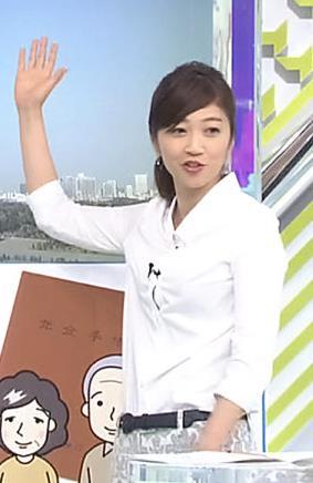 久保田智子 パンツキャプ・エロ画像5