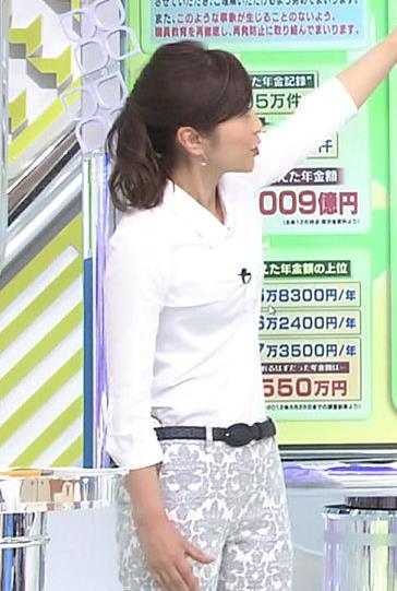 久保田智子 パンツキャプ・エロ画像6
