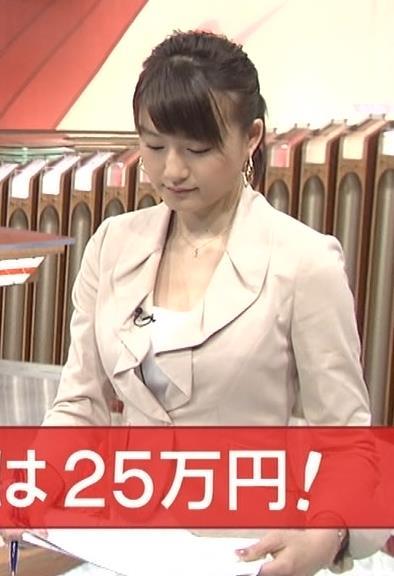 大島由香里 露出キャプ・エロ画像