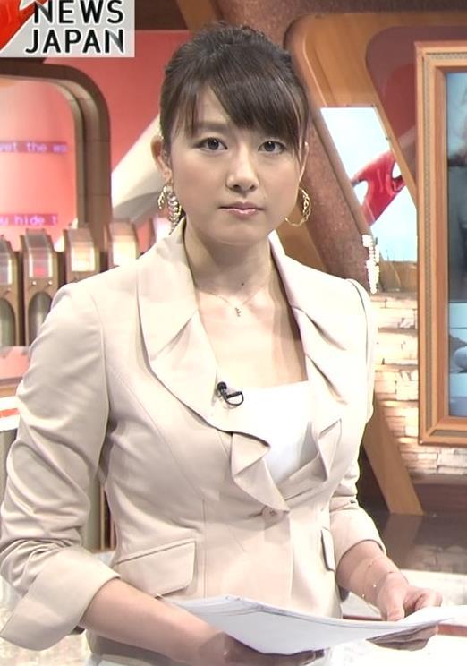大島由香里 露出キャプ・エロ画像3
