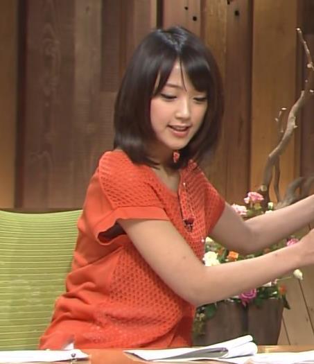 竹内由恵 ワンピースキャプ・エロ画像3