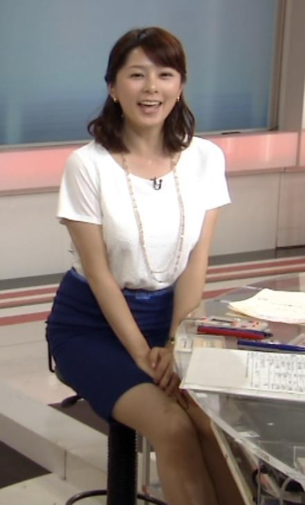 杉浦友紀 太ももキャプ・エロ画像