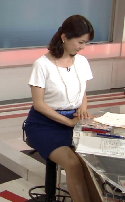 杉浦友紀 太ももキャプ・エロ画像3
