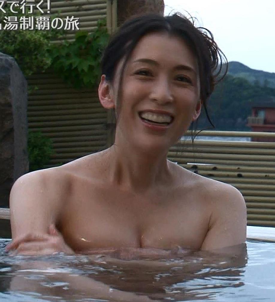 雛形あきこ 入浴キャプ・エロ画像4