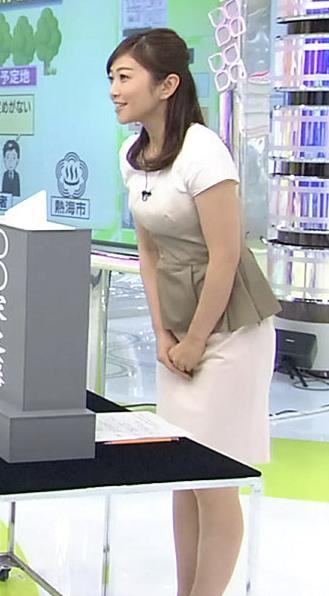 久保田智子 おっぱいキャプ・エロ画像3