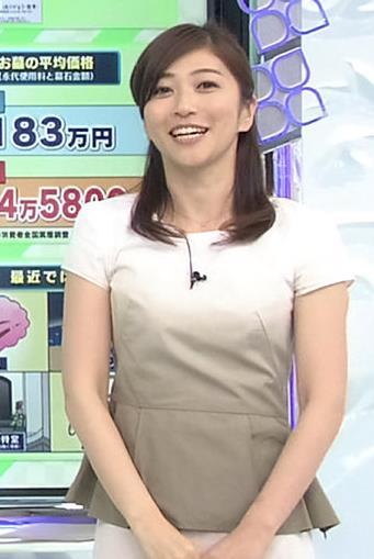 久保田智子 おっぱいキャプ・エロ画像5