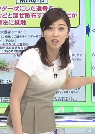 久保田智子 おっぱいキャプ・エロ画像6